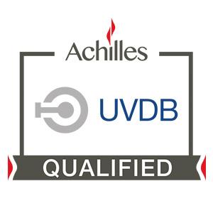 Achilles UVDB Logo